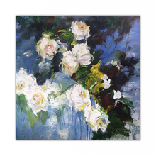 ФОТО dongmei oilpainting hand painted  oil painting high-grade original flower pictures painting  no frameycd002