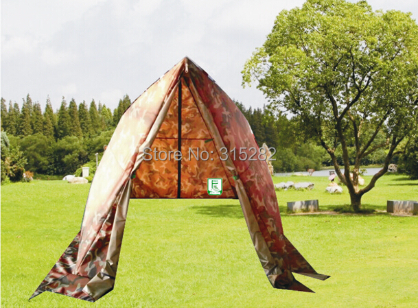 Free Shipping 2016 One Bedroom Camouflage Outdoor instant pop up Works Tents-in Tents from Sports u0026 Entertainment on Aliexpress.com | Alibaba Group & Free Shipping 2016 One Bedroom Camouflage Outdoor instant pop up ...