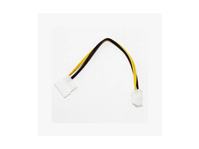 Power Supply P3 To P4 Adapter Converter Cord Cable Psu Eps 4 Pin Ide