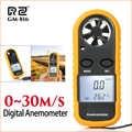 RZ Anemometer Wind Meter Anemometro Lcd Digital Wind Speed Meter Sensor Portable 0-30m/S GM816 Mini Anemometer Wind Speed Meter