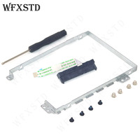 New Genuine Hard Drive Disk Caddy For Lenovo Legion Y720 Y720 15IKB HDD Tray Drive HDD Connector Bracket Cable + screws
