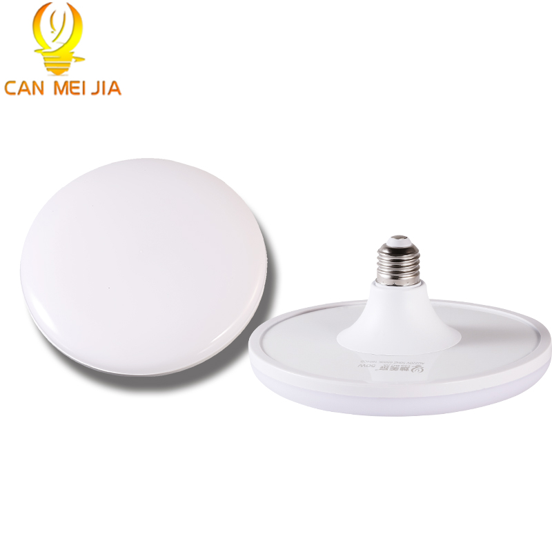 CANMEIJIA Power E27 LED Light Bulb 10W 15W 30W 20W 50W Leds Lamp Lights 220V Ampoule Bombilla Led lights for home Lighting White