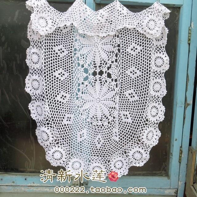 2014 nuevo diseño del envío libre del ganchillo del algodón moda ...