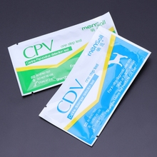 أوراق اختبار الكشف عن صحة الكلاب المنزلية لفيروس بارفوفيروس القاصي CDV/CPV