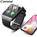 Bluetooth akıllı saat Smartwatch DZ09 Android Telefon Görüşmesi Relogio 2G GSM SIM TF Kart Kamera için iPhone Samsung HUAWEI PK GT08 A1