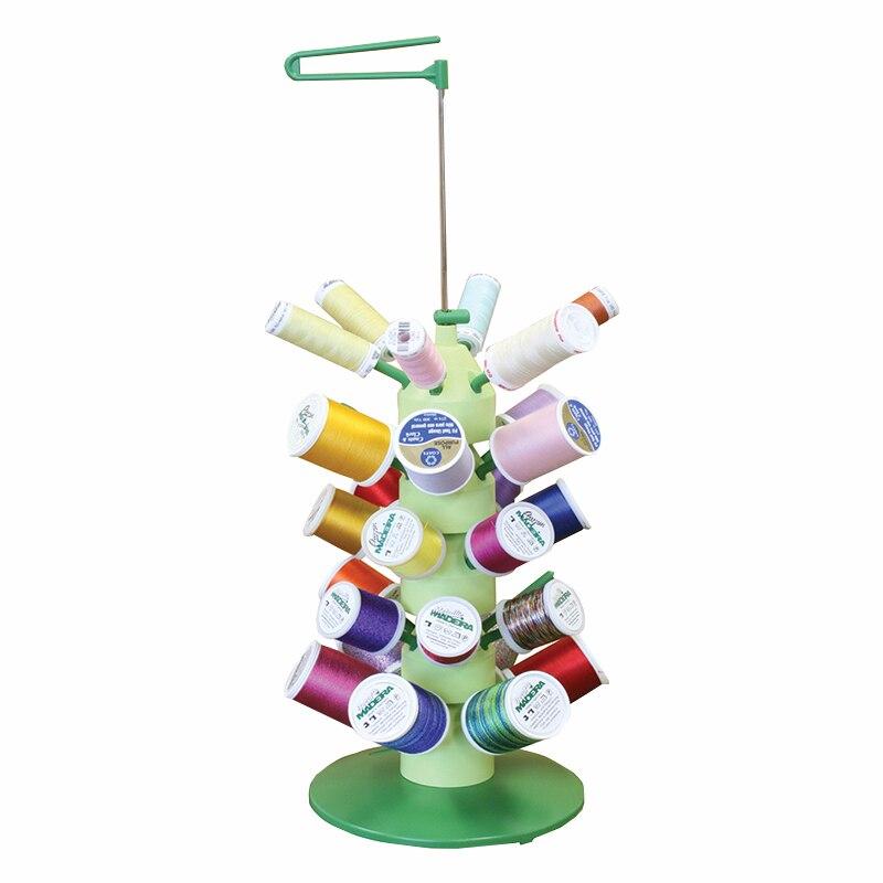 Sewtech 30 Spool Thread Stand 5 capas Universal puntada de costura - Artes, artesanía y costura