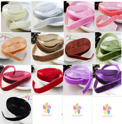 3yard lot 5 8 width multi color option velvet ribbon diy decoration accessories 040003007.jpg 250x250