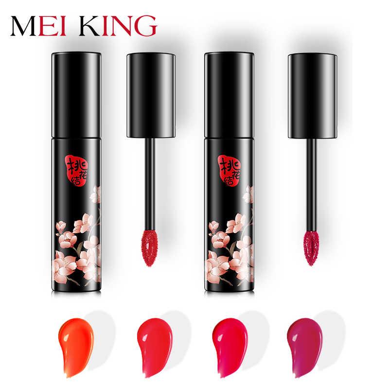 Meiking longue durée clair brillant à lèvres paillettes liquide Lipsick étanche cosmétique beauté lèvres maquillage hydratant Lipgloss nouveau
