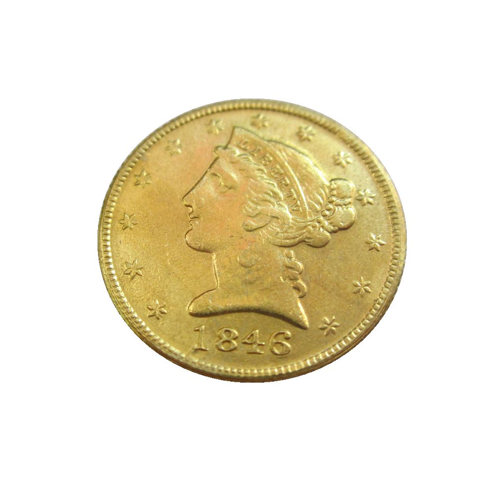 1906 D USA Liberty Head (Motto on Reverse)$20 Gold Coins