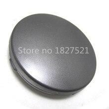 100pcs 60mm Gray Color Car Alloy Wheel Center Hub Caps Rim Cover For Audi
