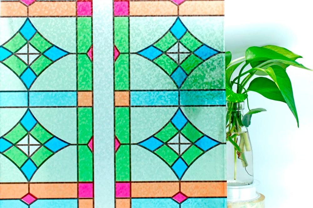 CottonColors PVC Window i papërshkueshëm nga uji Filmat Jo-zam 3D - Dekor në shtëpi - Foto 3