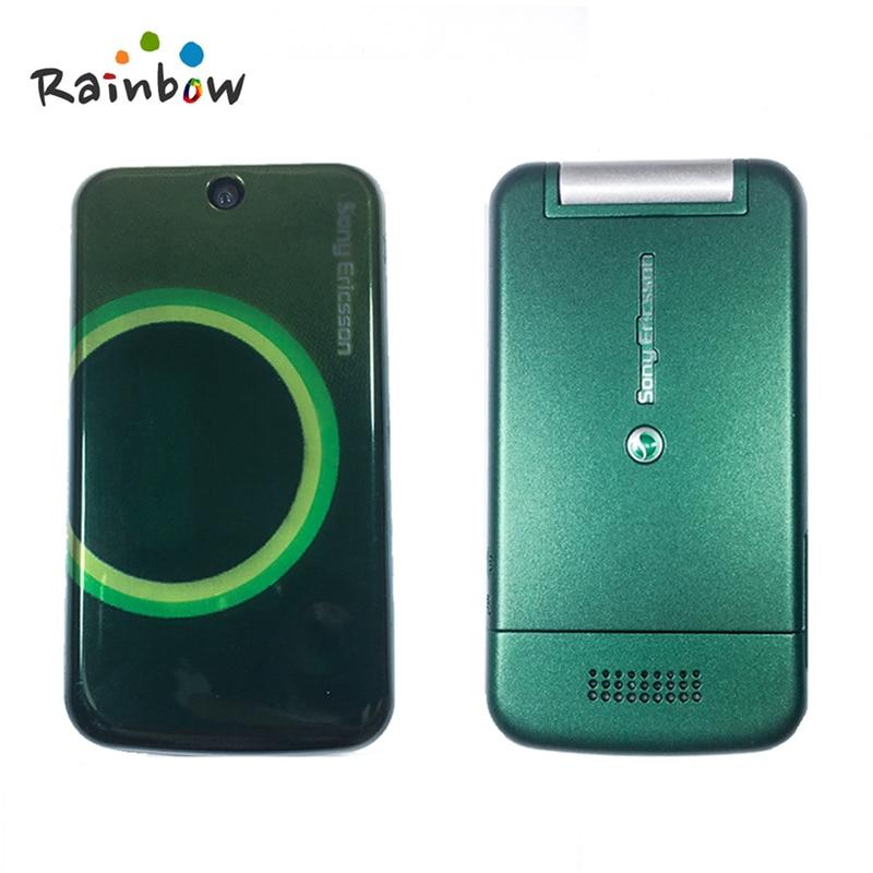 Original Sony Ericsson T707 Used Mobile Phone Unlocked Flip