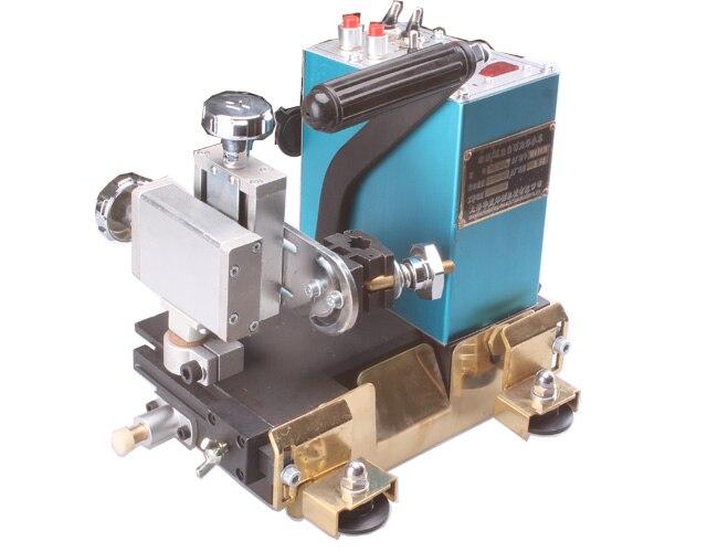 Automatyczne spawanie samochodów automatyczne spawanie filetowe spawarka samochodowa 24V napęd silnik linia do cięcia drutu narzędzia spawalnicze HK-5B