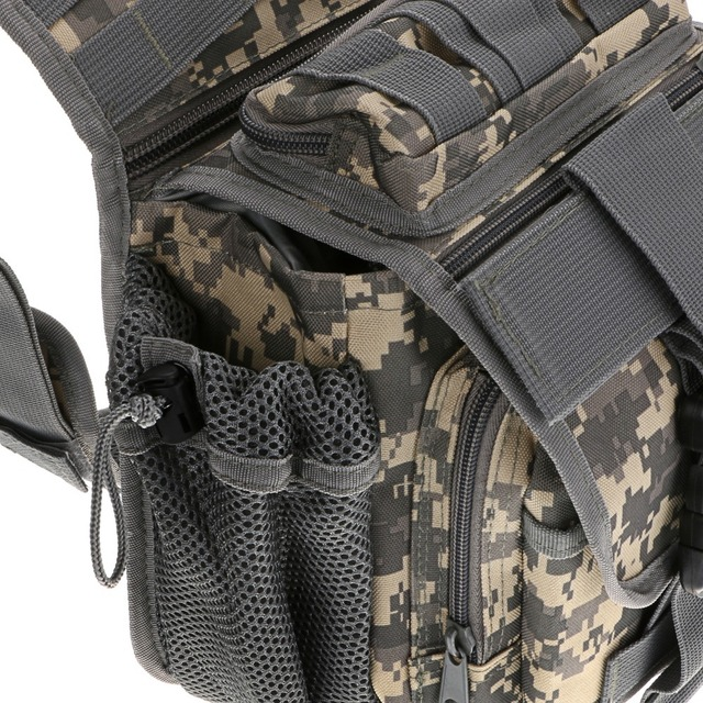 Outdoor Sport, Camping, Military Tactical Backpack Hiking Bag