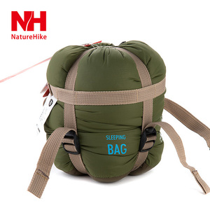 Image 5 - NatureHike New Arrival Outdoor Envelope Ultralight Hiking Camping Mini Ultra Small Size 1900mmx750mm Sleeping Bag