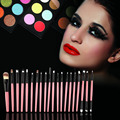 New Arrival Professional New set of 20 pieces brushes pack complete make-up brushes Set Kit Hot Selling