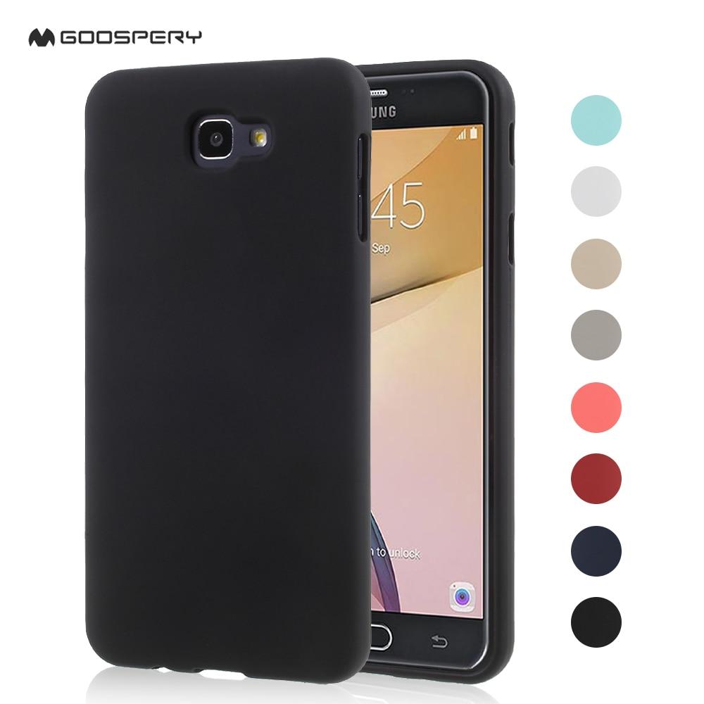 Original Mercury Goospery Flash Powder Tpu Case For Samsung Galaxy S8 Plus Hybrid Dream Bumper Rose Gold Bag Sasmung A3 A5 A7 2017 J3 J5 J7 2016 J2