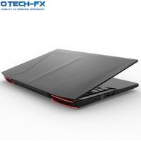 15,6 i7 игровой 16 ГБ Оперативная память 512 ГБ SSD GPU 4 ГБ DDR5 Процессор Intel i7 4 Core ips планшет на Windows 10 арабский Испания AZERTY Русская клавиатура