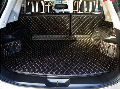 top tapijten speciale kofferbak matten voor nissan x. Black Bedroom Furniture Sets. Home Design Ideas