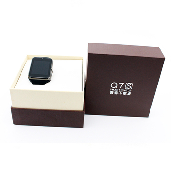 Phone Watch Android | Smart Watch Q7S PLus Bluetooth Sport Watch Support Sim Card Whatsapp Fackbook Connectivity Android Phone Russian Smartwatch Q7P