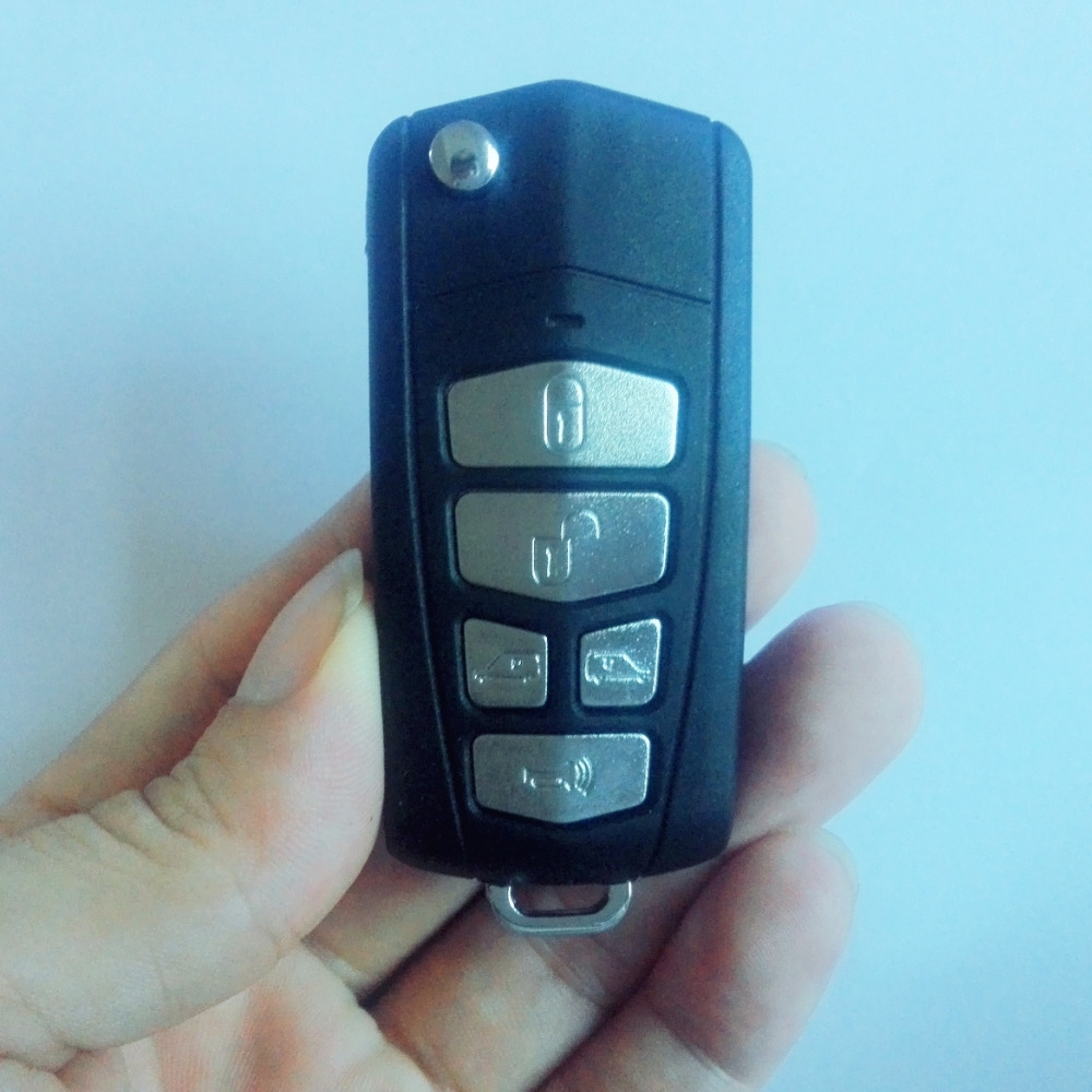 Kia Sedona Keys Remote Key With Logo Replacement For Mini Van Buttons Modified Flip Case Shell