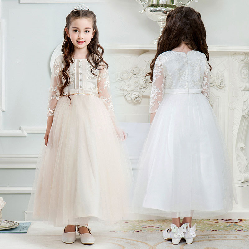 Teenager girl wedding party dress for 5 6 7 8 9 10 11 12 13 14 15 16 years old kids brand ball gown good quality long tutu dress free shipping 6pcs lot high quality apc propeller cw and ccw 17 8 16 8 15 8 14 7 13 6 5 12 6 11 5 5 11 7 10 5 10 6 10 7 10 10