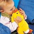Alimentador UNIKIDS Elegante 2015 Tortuga de Dibujos Animados Pato Amarillo y Verde quedando Amantes de Bebé biberón Biberón bolsa caso para ne