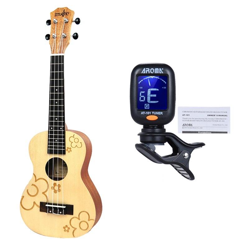 Stringed Instruments Rosewood Vine Pattern Ukulele 20 Fret Fretboard Fingerboard For Ukulele Soprano Ukulele Hawaii Guitar Accessory gsd116 Sports & Entertainment