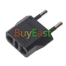 10 PCS Europlug CEE 7/16 Type C Power Plug Adapter Change US, Swiss,Italy