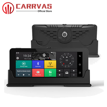 CARRVAS Android 5.0 Navigation 3G 4G For Car 6.86 inch GPS Navigator Support WiFi Bluetooth G-Sensor AM FM 1280*480