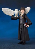 SHF Harry Potters and The Philosopher's Stone 12cm joint movable Action Figures PVC Model Toys kids Birthday Christmas Gift