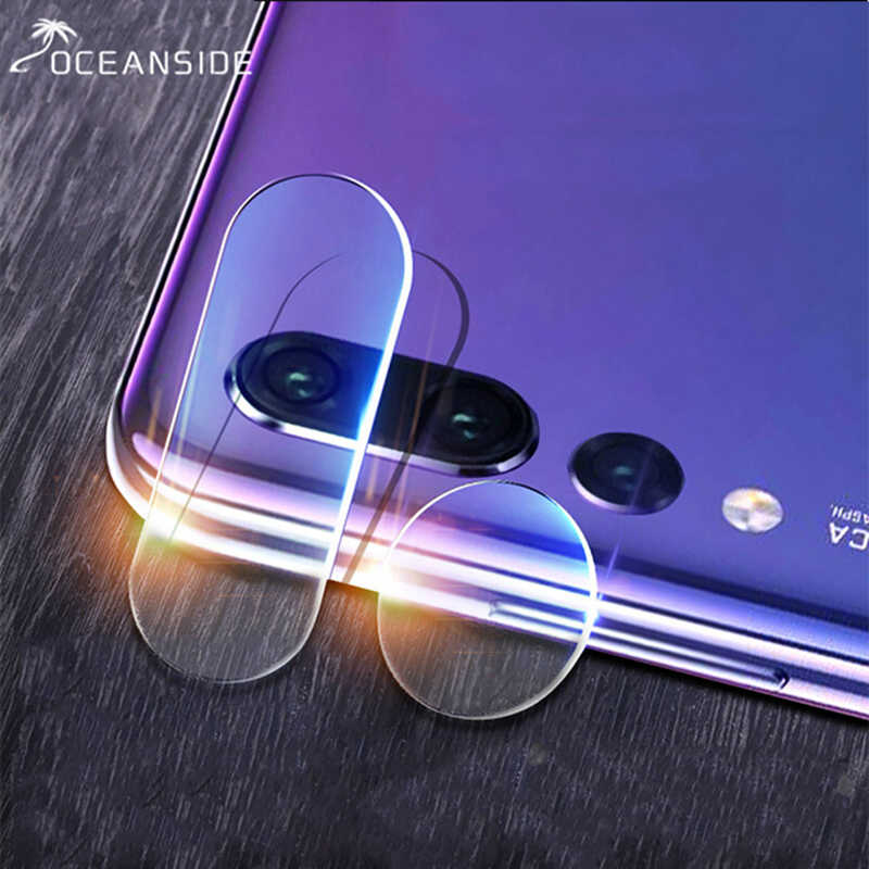 2Pcs Camera Glass Film For Huawei P20 Pro Lite Nova 3 mate 20 magic 2 Plus Back Camera Lens Tempered Glass For Huawei Mate 20X