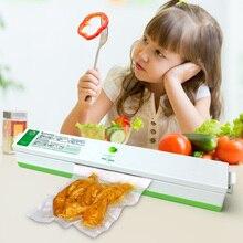 ביתי מזון מכונת אריזה בית סרט אוטם ואקום פקר כולל 15Pcs ואקום אוטם אחסון שקיות