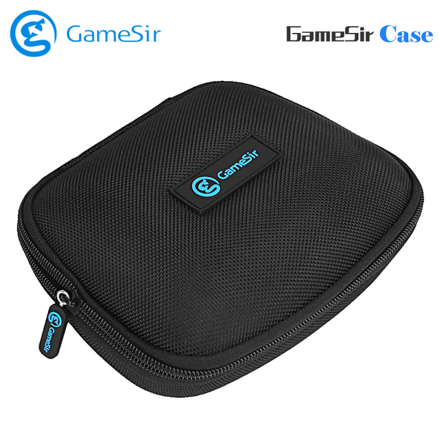 Original GameSir Controller Portable Carrying Storage Case Protective Bag for GameSir Series for GameSir G3s G4s T1 G5 M2 Series