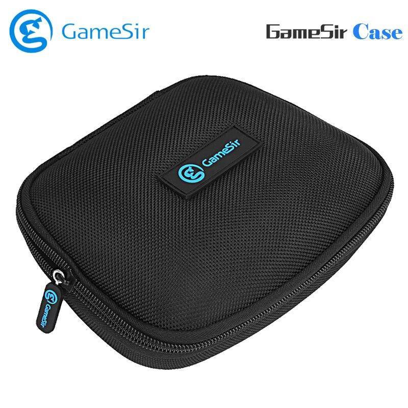 Original GameSir controlador portátil caja de almacenamiento de bolsa de protección para GameSir serie GameSir G3s G4s T1 G5 M2 serie