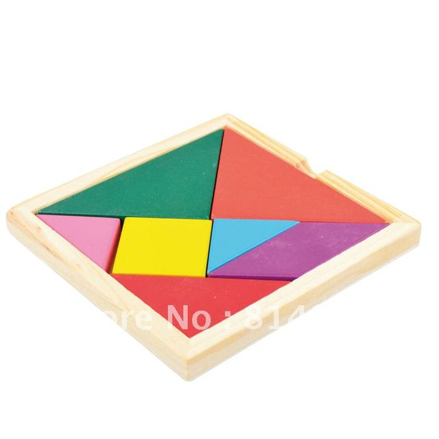 Free S hipping 2013 the lowest price Multicolour Jigsaw puzzle adult children wooden educational toys ,kids new year gift