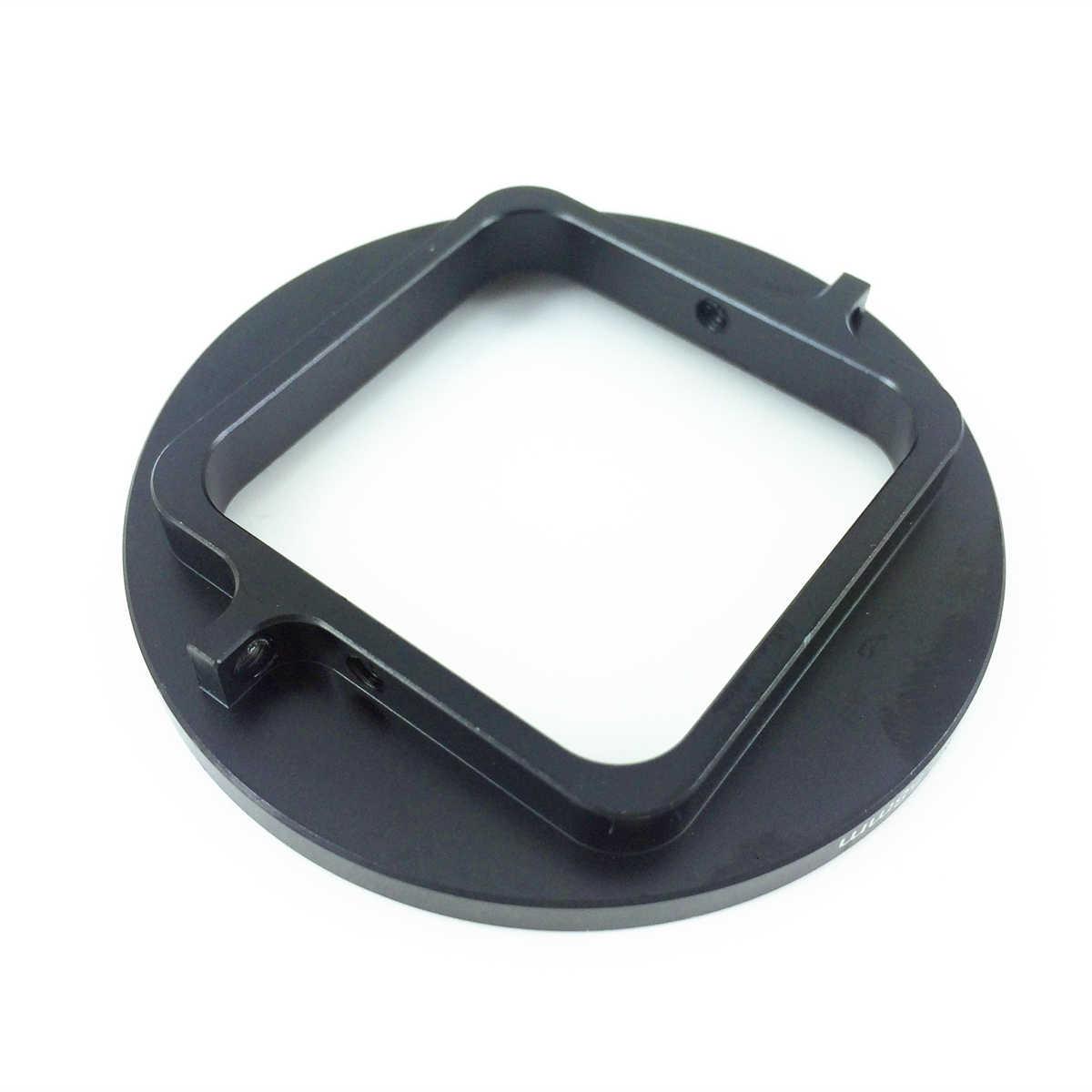 58 Mm Lensa Filter Adaptor untuk Go Pro Hero 5 Sesi/HERO Sesi untuk Menambahkan CPL Merah Kuning Magenta Dekat -Up Filter 58 Mm