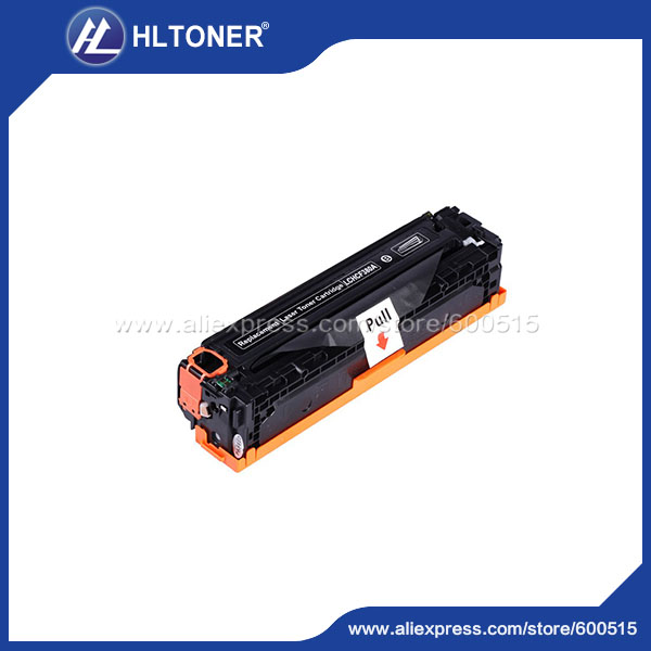 ФОТО 4pcs/set Compatible HP CF380A CF381A CF382A CF383A Toner cartridge for Color LaserJet Pro M476dn MFP/M476dw MFP/M476nw MFP