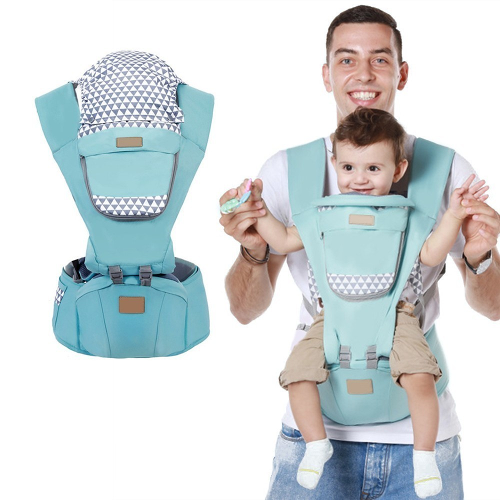 New Hipseat Prevent O-Type Legs Carry Baby Wrap Load 20Kg Ergonomic Baby Carriers Exclusive Save Effort Kid Sling Mochila Bebe