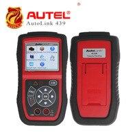 AUTEL Autolink AL439 OBD II/EOBD Scanner OBD II + Electrical Test Auto Link AL 439 Diagnostic Engine Code Reader