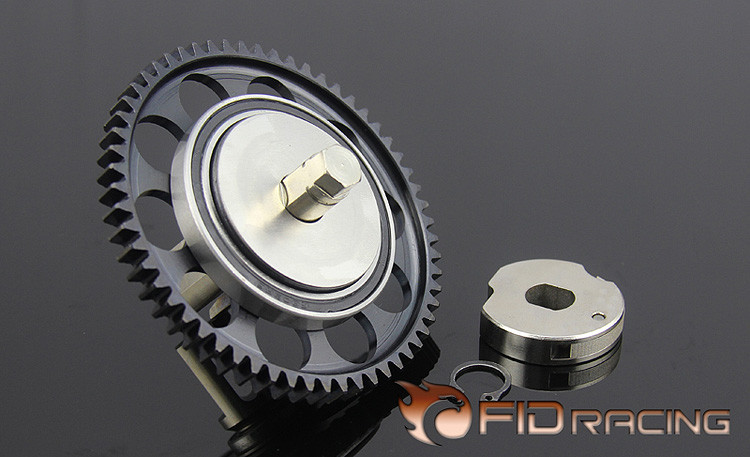 FID 2 SPEED FOR LOSI 5IVE-T 3