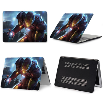 Iron Man Case for MacBook 2