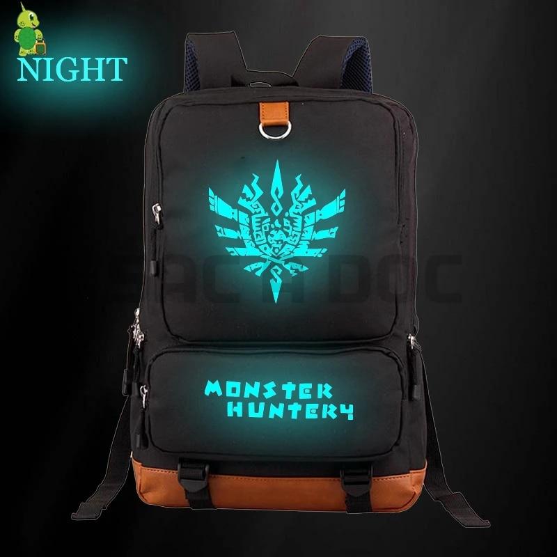 Men/'s Canvas Backpack School Bags for Teenage Laptop Bag Boys Girls USB Bag MH