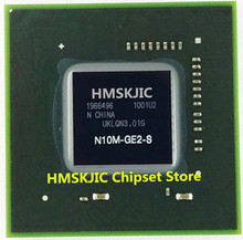 100% teste muito bom produto reball BGA chipset N10M-GE2-S N10M GE2 S