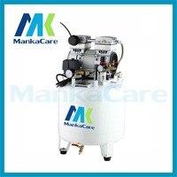 750W Dental Air compressor 40 Liters Tank Oil Free Rust proof chamber/Tank/Silent/Mute/Flush air pump/ Dental Medical Clinic use|tank oil|pump pumppump air pump -