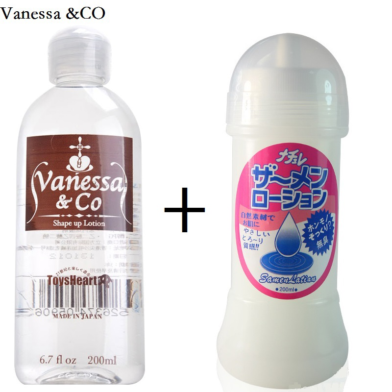 Vanessa &CO Japan Lubricant Sex Semen Lube Products