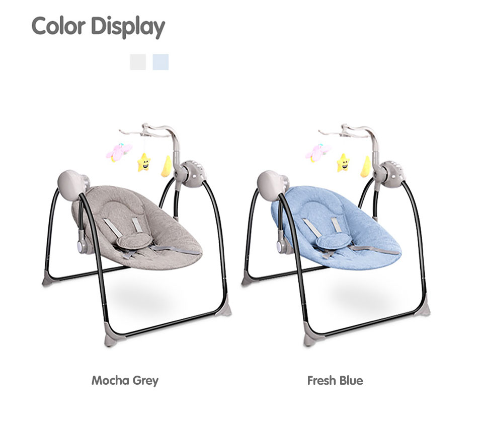 HTB1H8pda0jvK1RjSspiq6AEqXXay IMBABY Baby Swing Baby Rocking Chair Electric Baby Cradle With Remote Control Cradle Rocking Chair For Newborns Swing Chair