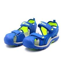 2019 spring new children's shoes men and women big children comfortable sandals summer children's casual Baotou beach sandals