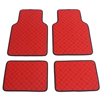 ZHAOYANHUA Universal Car Floor Mats for All Models Lexus NX 200 200T 300h RX RX300 RX450H GS300 IS250 LX570 GX470 ES Car styling