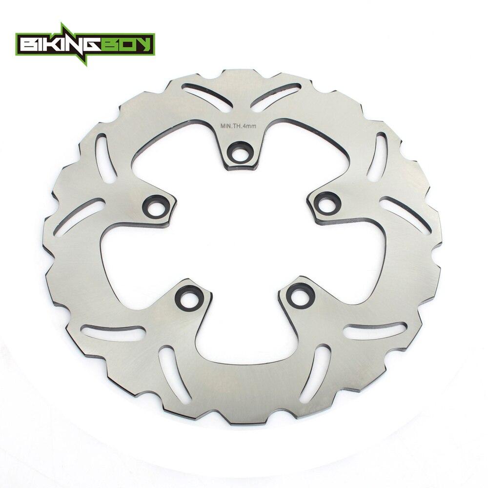 BIKINGBOY задние дисковые тормоза ротор диск для SUZUKI РФ 600 R 93-98 GSF 650 Bandit/S GSX 750 97-03 GSX 750 F Катана 89-06 GSXR 750